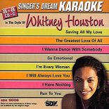 Whitney Houston - Karaoke Playbacks - SDK 9006