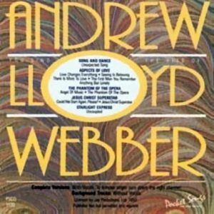 Best Of Andrew Lloyd Webber - Karaoke Playbacks - PSCD 1130