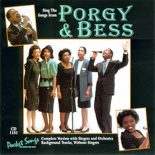 Porgy And Bess - Karaoke Playbacks - PSCDG 1181 - Musical-Karaoke