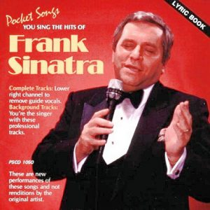 Hits Of Frank Sinatra Vol. 3 - PSCD 1050 - Karaoke Playbacks - Front