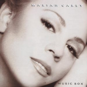 Mariah Cary - Music Box - CD-Fornt-Cover-A -