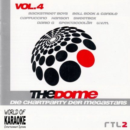 The Dome - Volume 4 - CD-Front1-a
