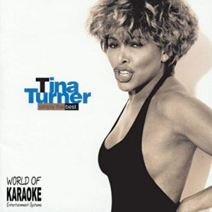 Tina Turner - Simply The Best - CD-Cover-
