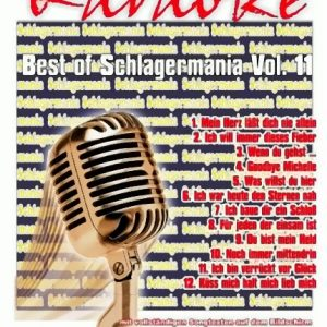 Best of Schlagermania Vol. 11 – DVD - Karaoke Playbacks