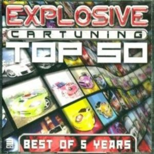 Explosive Car Tuning Top 50 Box-Set