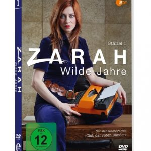 DVD-Shop - Zarah - Wilde Jahre: Staffel 1 - DVD-Box (2St.)