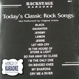 Backstage Karaoke CDG - BS 4617 - Today's Classic Rock