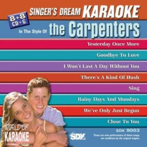 SDK-9003-Karaoke-CD-Cover-Carpenters