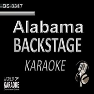 Alabama – Contry Karaoke Playbacks – BS 8317 - CD-Front