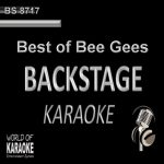 Best of Bee Gees – Karaoke Playbacks – BS 8717 - Kult-Oldies