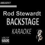 Rod Stewart - Pop Karaoke Songs - CD G BS6717 - Absolut Kult