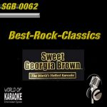Sweet Georgia Brown - SGB0062 – Best of Rock Classics - Karaoke Playbacks
