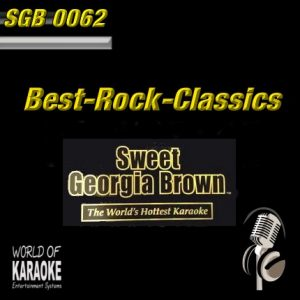 Sweet Georgia Brown - SGB0062 – Best of Rock Classics - Album Front-