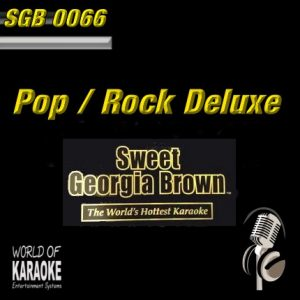 Sweet Georgia -Brown - SGB0066 - Top 40 Pop und Rock - Album-Front-
