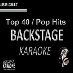 Top 40 / Pop Hits – Karaoke Playbacks – BS 3917