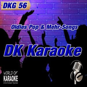 DKG-56 – DK Karaoke – Karaoke-Playbacks - CD - Album02