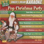 Pop Christmas Party – SDK 9054 – Karaoke Playbacks (Sparpack)